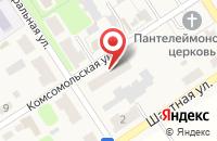 Схема проезда до компании Администрация муниципального образования Каменецкое в Каменецком