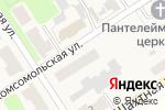 Схема проезда до компании Многофункциональный центр предоставления государственных и муниципальных услуг в Каменецком