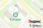 Схема проезда до компании Уполномоченный по правам человека в Раменском