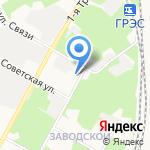 Жилищная компания на карте Новомосковска