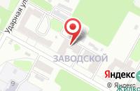 Схема проезда до компании Колорит в Новомосковске