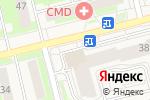 Схема проезда до компании Эконом-парикмахерская в Электроуглях