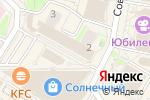 Схема проезда до компании АРТ-ПрофМонтаж в Раменском