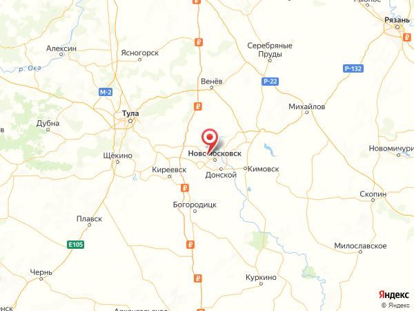 деревня Красное Гремячево на карте