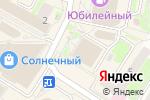 Схема проезда до компании В.И.П. Сервис, ЗАО в Раменском