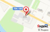 Схема проезда до компании Цех по производству замороженных полуфабрикатов в 2 Каменецкая