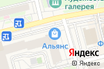 Схема проезда до компании Банкомат, Московский кредитный банк, ПАО в Электроуглях