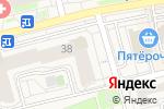 Схема проезда до компании НТК в Электроуглях