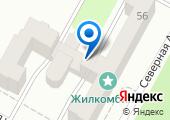 Участковый пункт полиции на карте