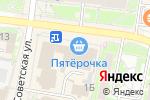Схема проезда до компании Магазин аксессуаров для телефонов в Раменском