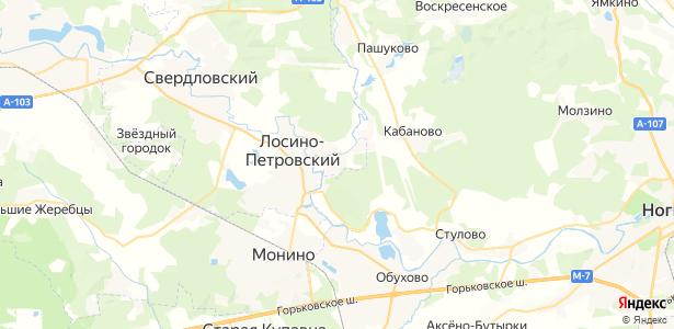Корпуса на карте