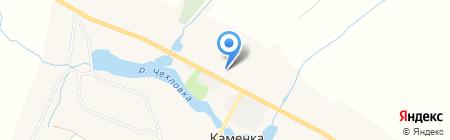 ПетроМастер на карте 2 Каменецкой