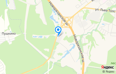 Местоположение на карте пункта техосмотра по адресу Московская обл, г Бронницы, ш Каширское, д 2