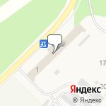 Магазин салютов Краснозаводск- расположение пункта самовывоза
