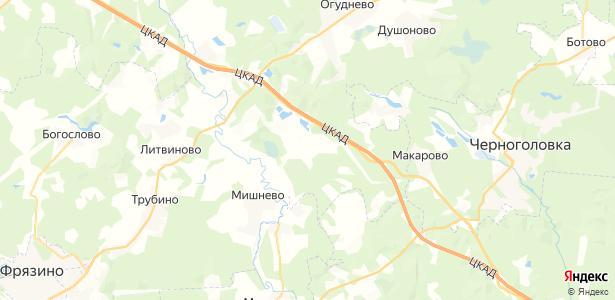1-я Алексеевка на карте