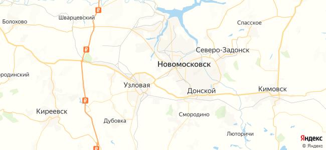 174 маршрутка в Новомосковске