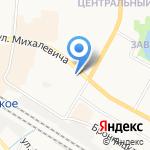 Почта Банк на карте Раменского