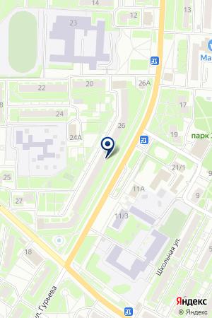 ПРОДУКТОВЫЙ МАГАЗИН НЕЗАБУДКА на карте Раменского