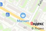 Схема проезда до компании Платежный терминал, МИнБанк, ПАО в Раменском