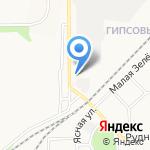 Государственный региональный центр стандартизации на карте Новомосковска