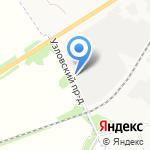 ДиМЕТА на карте Новомосковска
