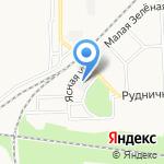 Ваша крепость на карте Новомосковска