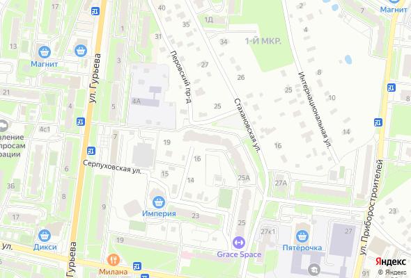 купить квартиру в ЖК ул. Стахановская 40А
