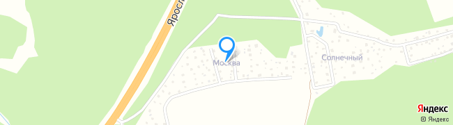 улица Чкалова (пос.Толстопальцево)