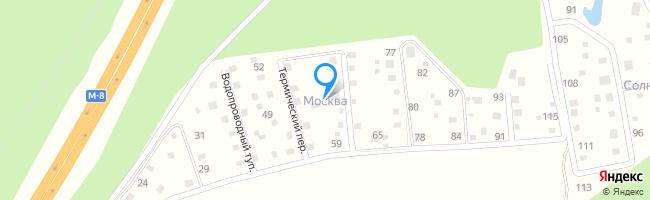 метро Мичуринский проспект