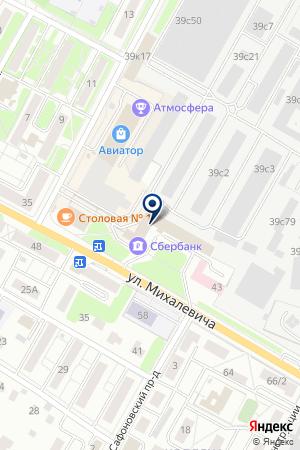 ПРОИЗВОДСТВЕННАЯ КОМПАНИЯ ТНП-РПЗ на карте Раменского