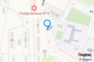Снять однокомнатную квартиру в Краснозаводске Сергиево-Посадский г.о., Новая ул.