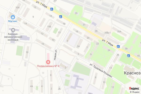 Ремонт телевизоров Город Краснозаводск на яндекс карте