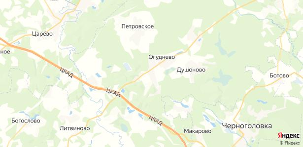 Протасово на карте