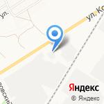 Стандарт-Сервис-Т на карте Новомосковска