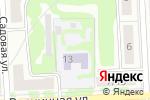 Схема проезда до компании Детский сад №10 общеразвивающего вида в Новомосковске