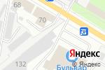Схема проезда до компании ТехноФактор в Раменском