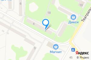Двухкомнатная квартира в Краснозаводске Сергиево-Посадский г.о., ул. 50 лет Октября, 2