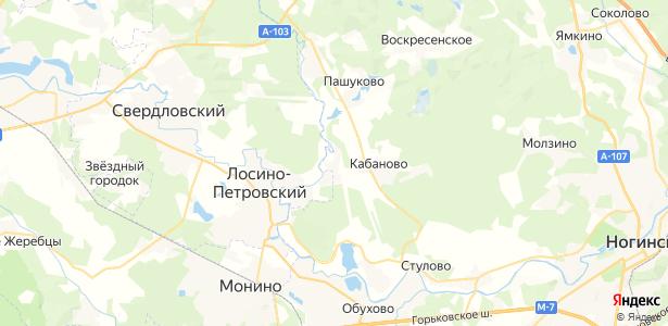 Марьино-3 на карте