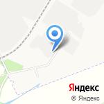 Промстройинвест на карте Новомосковска