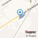 Автокласс центр на карте Новомосковска