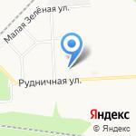 Тульский областной радиотелевизионный передающий центр на карте Новомосковска