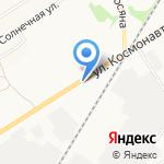 Vianor на карте Новомосковска