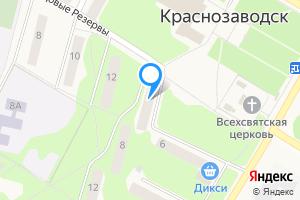 Сдается двухкомнатная квартира в Краснозаводске Сергиево-Посадский г.о., Театральная ул., 4