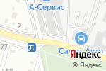 Схема проезда до компании Монтажник в Раменском