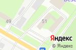 Схема проезда до компании РОСНО-МС в Раменском