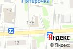 Схема проезда до компании Сток центр в Новомосковске
