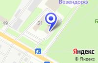 Схема проезда до компании СТРОИТЕЛЬНАЯ ФИРМА СДС в Раменском