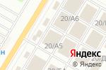 Схема проезда до компании Кухни Белоруссии в Раменском