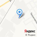 КранСтройСервис на карте Новомосковска
