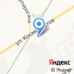 Все для сада и огорода на карте Новомосковска